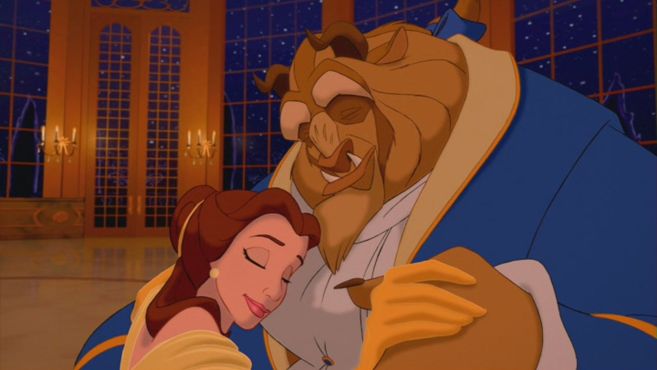 beauty and the beast vs la belle et la b atilde ordf te disneyfied or both beauty and