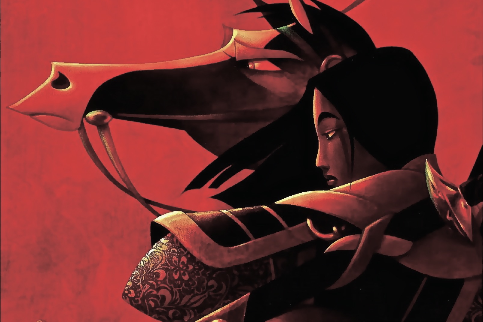 mulan vs the legend of hua mulan disneyfied or disney tried mulan covernew