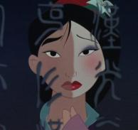 mulan sad reflection