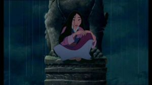 mulan stone dragon