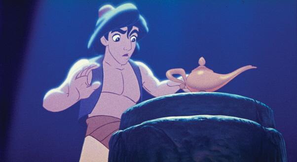 Superior Aladdin Magiclamp