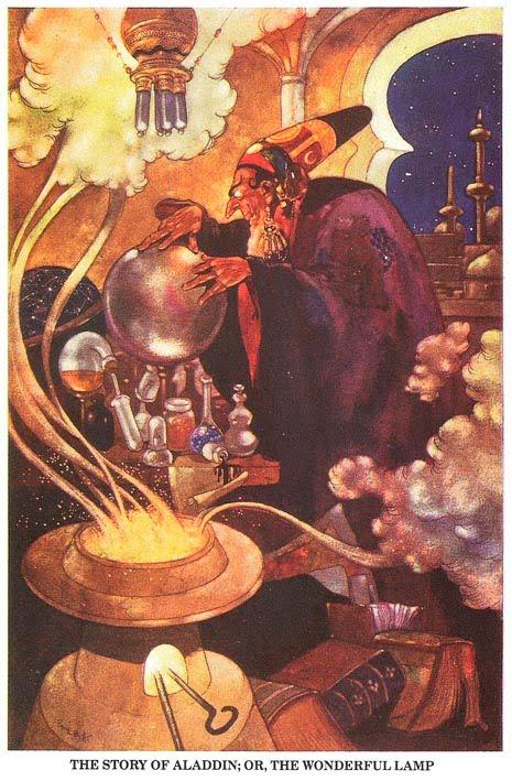 Aladdin vs. Aladdin and the Enchanted Lamp – Disneyfied ...