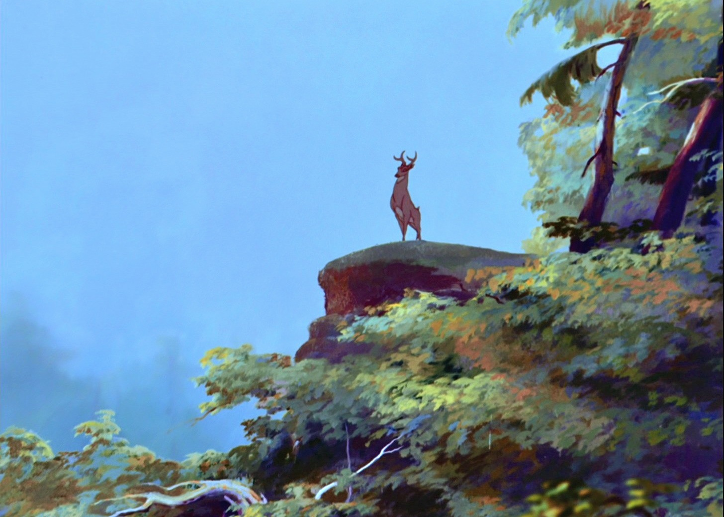 bambi vs. bambi: a life in the woods – disneyfied, or disney tried?