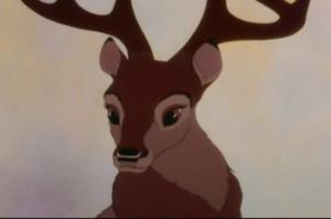 If I were a deer, I'd hit that.