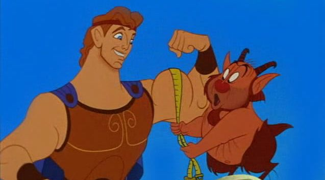 Hercules vs. Heracles – Disneyfied, or Disney tried?