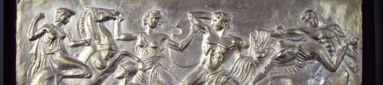 Heracles vs. the Amazons