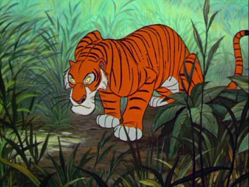 jungle book shere khan