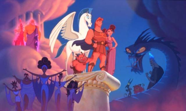 Hercules vs  Heracles – Disneyfied, or Disney tried?