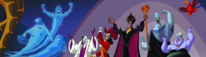 disney villains header