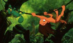 Tarzan Vs Tarzan Of The Apes Disneyfied Or Disney Tried