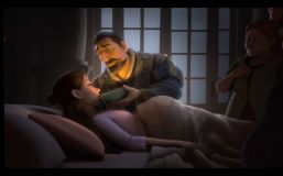 tangled-ill queen