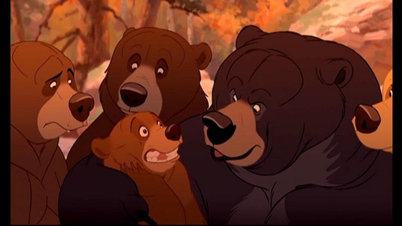 brother bear bears