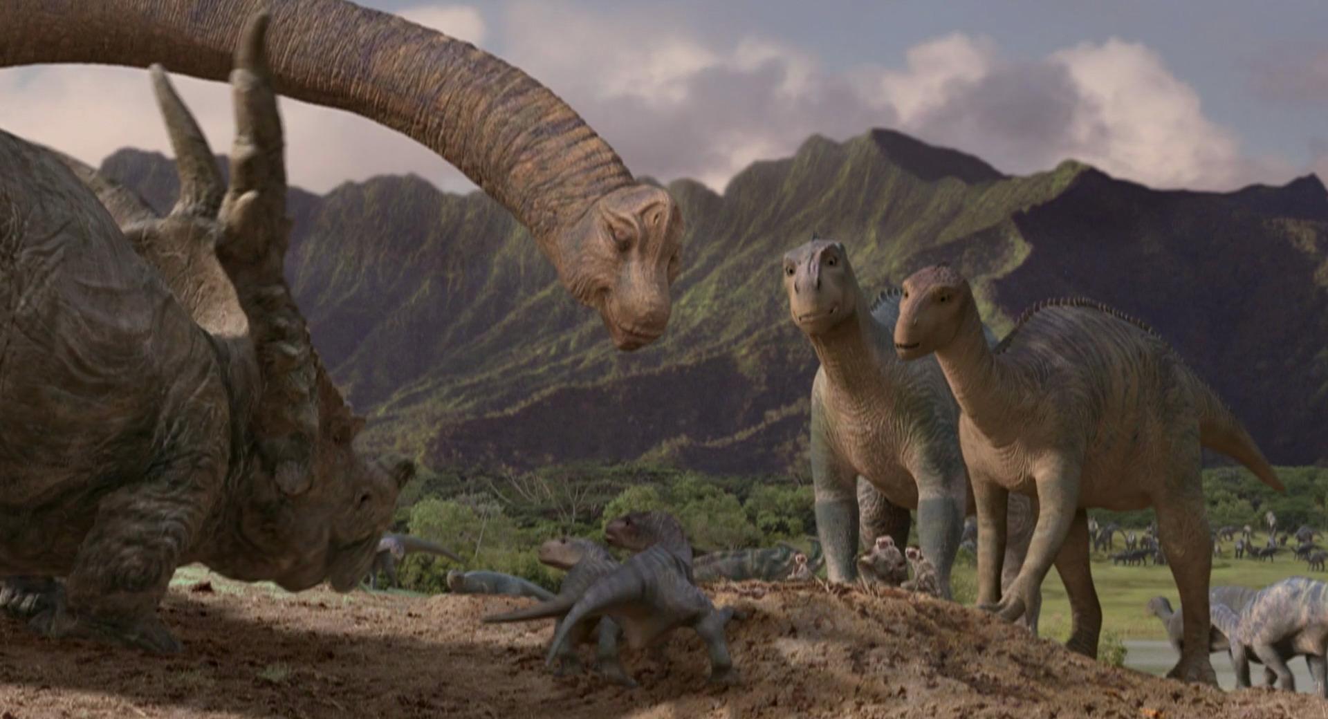 Disney vs nature 2 dinosaur disneyfied or disney tried - Dinosaure toy story ...