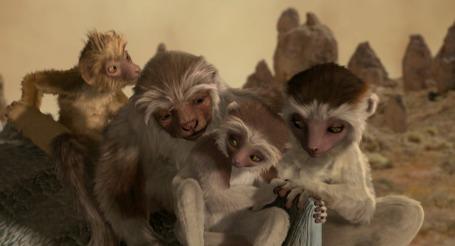 Image result for Dinosaur 2000 lemurs