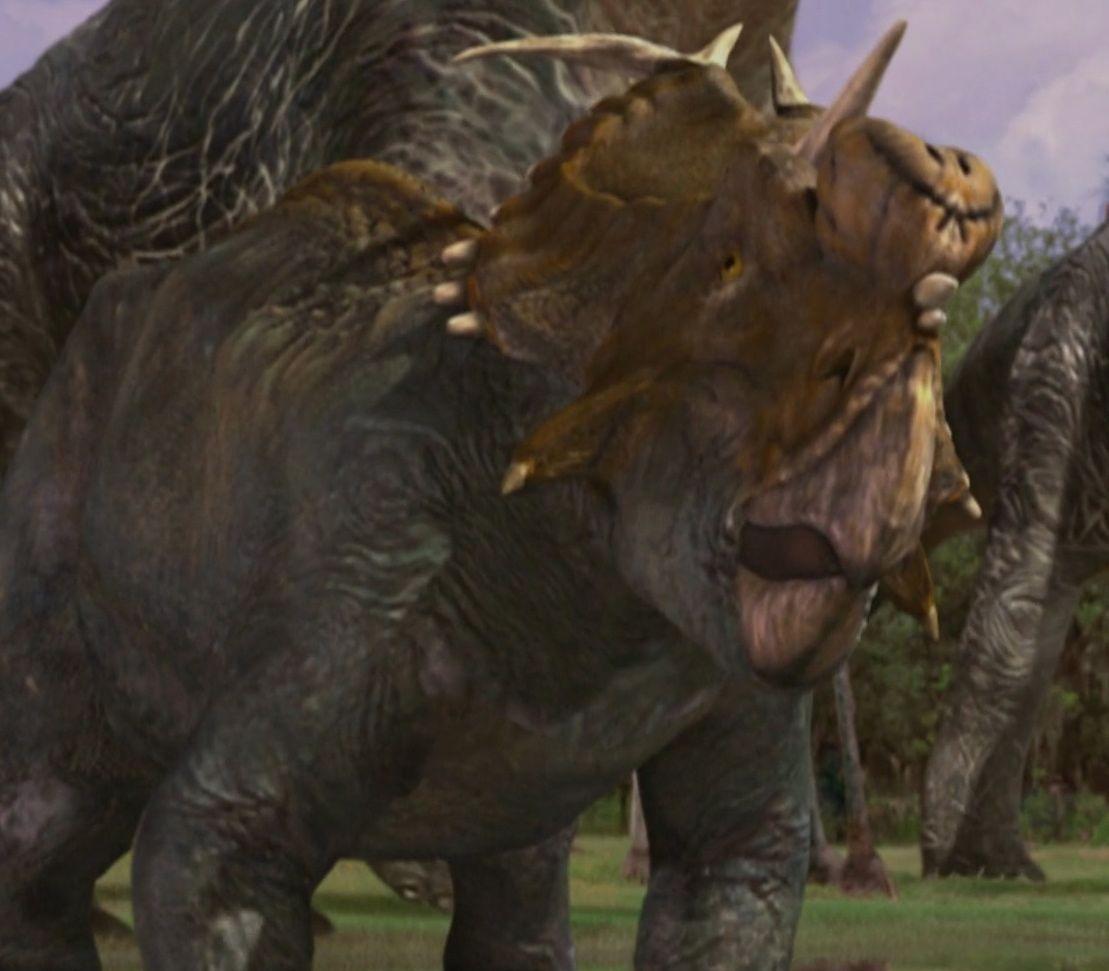 pachyrhinosaurus vs carnotaurus - photo #5