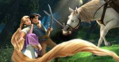 tangled-rapunzel-flynn-rider-maximus-photo