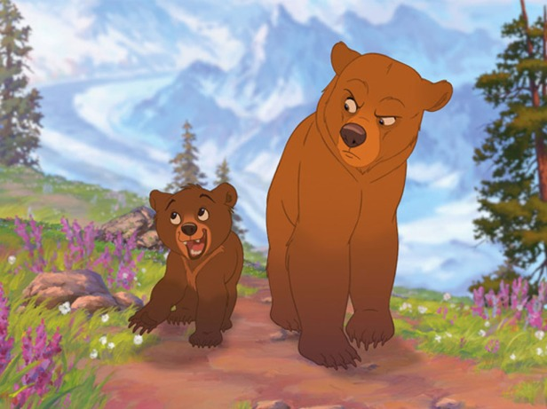 Image result for brother bear