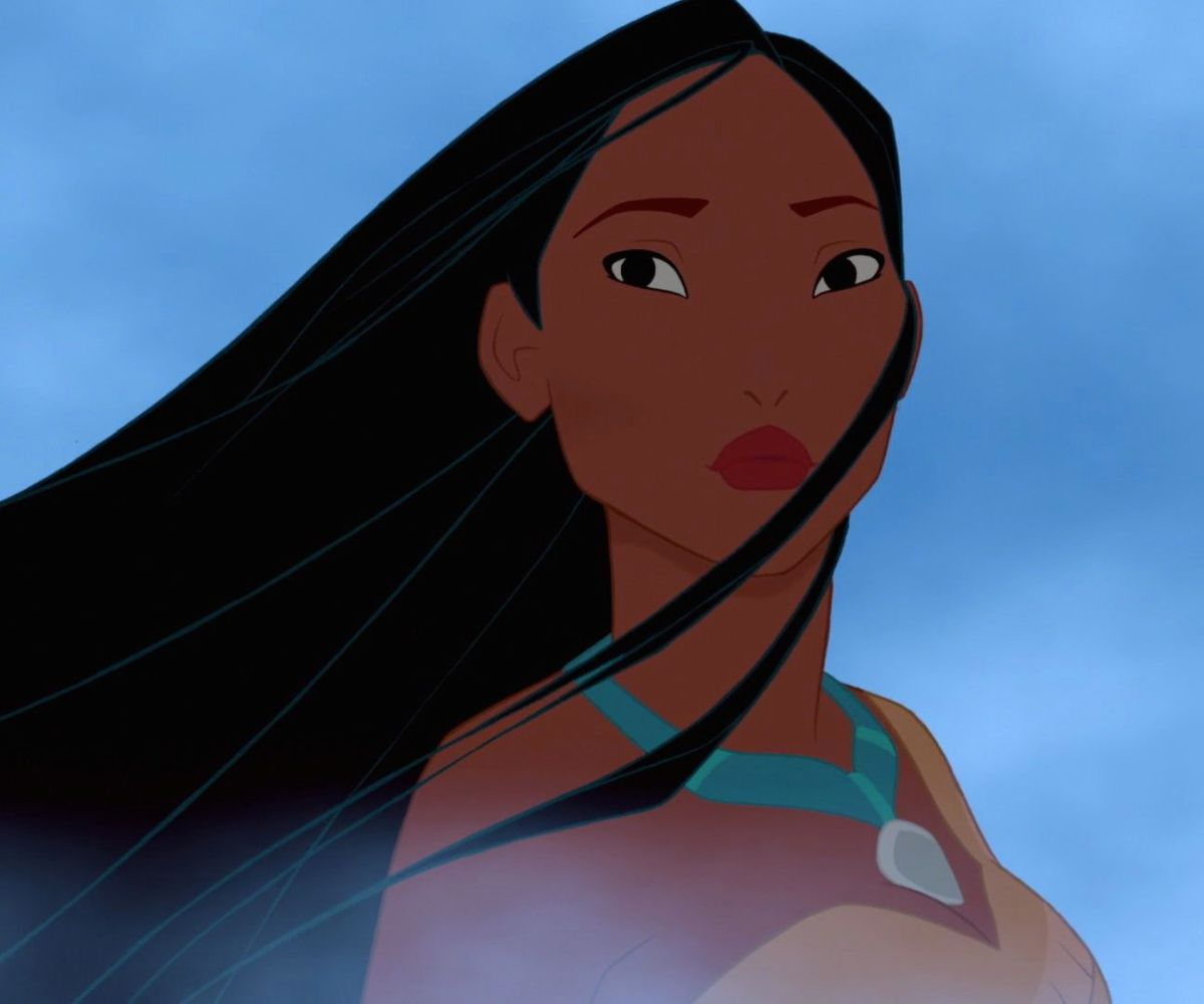 Pocahontas vs. The Story of Pocahontas