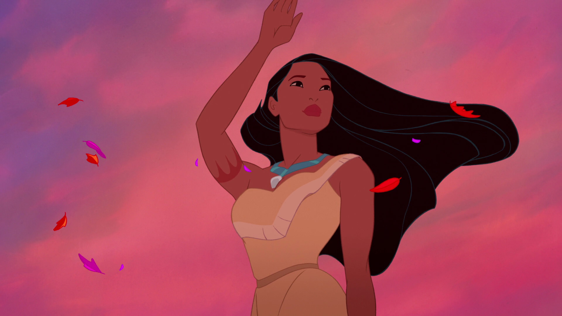 Real Pocahontas Vs Disney