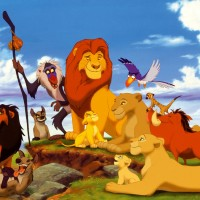 Disney vs. Nature #3: The Lion King