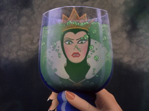 While you're at it, why not make a potion that makes you more beautiful than Snow White?