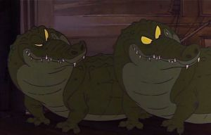the-rescuers-alligators-brutus-and-nero