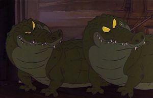 the-rescuers-alligators-brutus-and-nero