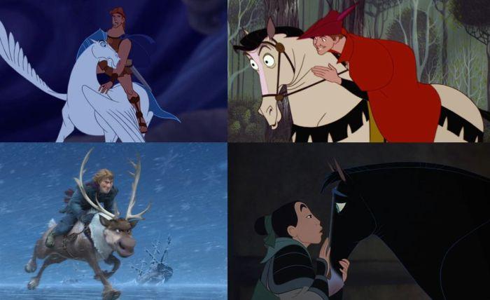 Disney mounts