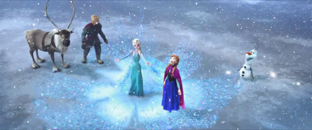 Frozen-The Magical End